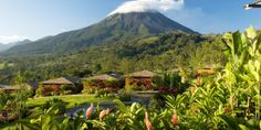 With the Arenal Volcano as your backdrop, the Costa Rica scenary will not disappoint #Jetsetter #JetsetterCurator