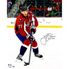 39579b4b4 T.J. Oshie Washington Capitals Fanatics Authentic Autographed 16