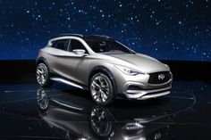 Infiniti Concept was revealed at the Geneva Auto Show! Car Wallpapers, Hd Wallpaper, New Infiniti, Geneva Motor Show, Dream Garage, Concept Cars, Live Photos, Photo And Video, Vehicles