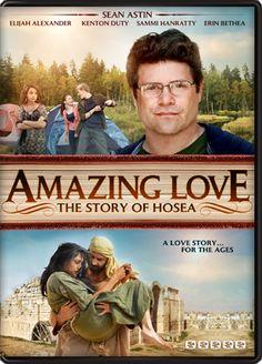 Amazing Love Movie DVD