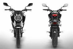 Novedades motos Honda 2018 - CB125R Honda Cb125, Motos Honda, Armor Concept, Moto Bike, Super Bikes, Golf Bags, Bikers, Dream Catcher, Motorcycles