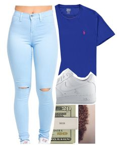"""Untitled #448"" by maryywavyy ❤ liked on Polyvore featuring beauty, Polo Ralph Lauren, Jack Spade and NIKE"