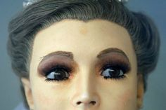 10 Eerie Photos Of The Bridal Mannequin Believed To Be A Well Preserved Corpse   La Pascualita Mannequin 3
