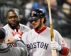 Humber imperfect as Redsox Roll with Youks Grand Slam and Saltys 2 Home Runs!