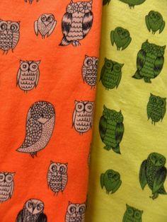 Image of Night Watchmen (Orange or Yellow - Lightweight Cotton Jersey)