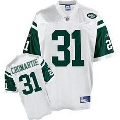 Cromartie jersey White #31 Reebok NFL New York Jets jersey    ID:85913174  $20