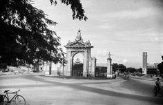 Puerta de Hierro en 1945