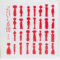 こけし系図 第6版 ¥1,080 税込 ¥10,000以上の購入で送料無料 送料についてはこちら カートに入れる  伝統こけしの各系統やこけし工人たちの家系図がこけしの写真入りでわかりやすくまとめられた「こけし系図」。 岡山在住の村岡夫妻が趣味で書き出した系図をCOCHAEが出版化したものです。 2011年10月に第1版が発行されてから5年。少しずつ改訂が加わりついに第6版となりました。各版とも300部限定。 第6版は伝統こけしのシルエットを切り絵で形どった表紙です。  系図作成:村岡ゆか  撮影、協力:村岡充 企画:軸原ヨウスケ 図案、発行:COCHAE 協力:パウロ野中 印刷:JAM  2016年9月22日第6版発行(限定300部) サイズ  140mm × 140mm / 64P / ソフトカバー