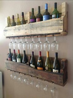 Great use of an old pallet