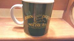 John Deere Tractors Moline ILL Coffee Mug #JohnDeere