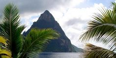 3rd Stop: St. Lucia! Sulfur dipping anyone? Carnival takes you to bold tours!