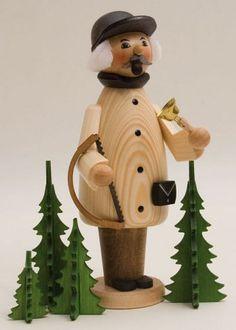 Christmas Tree Cutter German Incense Smoker