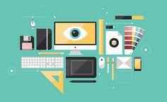 Conheça alguns sites muito utilizados por profissionais da área de design, e aumente suas referências artísticas para a produção de belos trabalhos!