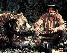 Grizzly Adams. Such a wonderful show.