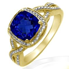 Jared - Color Stone Ring