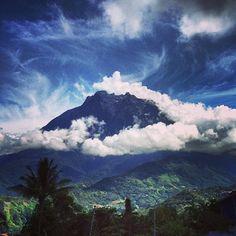 Mt Kota Kinabalu, Borneo, Malaysia--been there, climbed that!