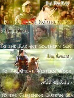 Who are you from Narnia? - Quiz