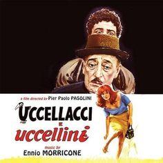 Uccellacci e Uccellini [Original Motion Picture Soundtrack] [10 inch LP]