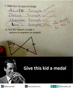 XD What kinda kid, DOESN'T know what that is these days?
