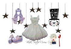 """""""Black Butler Circus Outfit"""" by o0ostarry-nighto0o on Polyvore"""