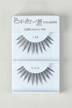 Creme 38 Eyelashes