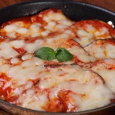 Baked Chicken Recipes, Healthy Crockpot Recipes, Cooking Recipes, Vegan Zucchini Recipes, Vegetarian Recipes, Easy Casserole Recipes, Best Dinner Recipes, Food Videos, Italian Recipes
