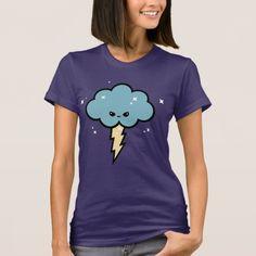 Cute Thunder Cloud T-Shirt