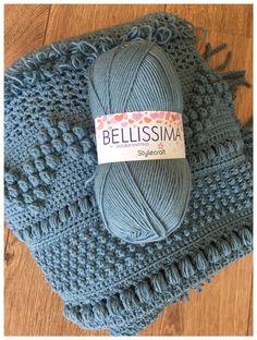 Crochet Loop, Free Crochet Bag, Quick Crochet, Crochet Stitches, Crochet Hats, Crochet Blanket Patterns, Baby Blanket Crochet, Knitting Patterns, Crochet Cushion Cover