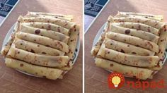Finta na najlepšie palacinky pod sť de beste pannekoeken Sweet Desserts, Sweet Recipes, Cake Recipes, Dessert Recipes, Czech Recipes, Ethnic Recipes, Eastern European Recipes, Super Cookies, Salty Snacks