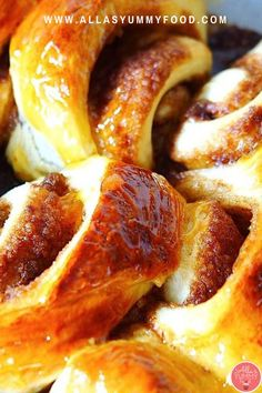 This is a recipe for classic, home-style cinnamon rolls. Fluffy, soft, doughy, and bursting with buttery cinnamon swirls. It's so easy to make this perfect dough from scratch and you will love this cinnamon buns recipe. Join our amazing membership for more recipes!