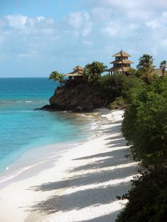 Necker Island, Caribbean - Top 10 Most Romantic Private Islands