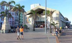 """* Centro de Artesanato de Pernambuco * Praça do """"Marco Zero"""", Bairro do 'Recife Antigo'. # Recife, Pernambuco. Brasil"""
