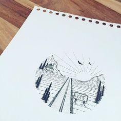 Design for Celestine, thanks so much! #illustrator #illustration #design…