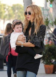 Rachel Zoe and baby Skyler @Kayla Haile @Brittney McQuesten