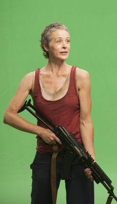 carol peletier photos   The Beautiful Carol Peletier of The Walking Dead....   Le Rage Shirts ...