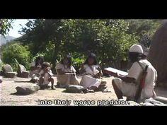 Kogi / Arhuaco The Black Line Sacred Ceremony - YouTube
