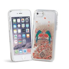 Prop for shoot -  Vera Bradley Love Birds Glitter Flurry iPhone 7 Case