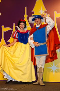 The FAIREST Couple Ever ... Make sure to check out ... http://www.charactercentral.net/