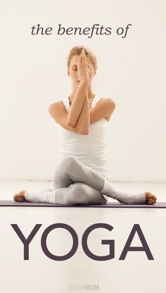 Here's why you should be doing some yoga.