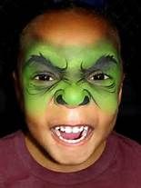 full face painting - Bing images