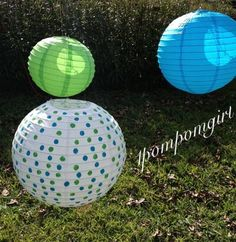 Hang paper lanterns for under the sea nursery decor Sea Nursery, Nursery Decor, Nursery Ideas, Little Man Party, Baby Announcement Cards, Baby Nursery Organization, Boy Baby Shower Themes, Boy Decor, Baby Girl Gifts