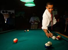 In Focus: Political Gamesmanship - US Politicians Playing Sports