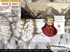 - Le vallon de St-Bartélémi vu par Keller, Bridel et Oppermann History, Cover, Books, Art, Once Upon A Time, Art Background, Historia, Libros, Book