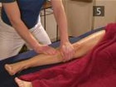 A Basic Guide To Massaging The Body - YouTube