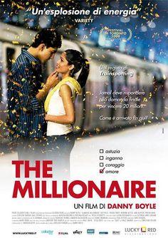 The Millionaire (Slumdog Millionaire), scheda del film di Danny Boyle, leggi la trama e la recensione, guarda i video, le immagini e le foto, scrivi un commento, scopri la data di uscita al cinema