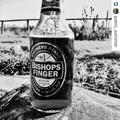 From @patric_sommer via Instagram Bishops Finger, Beer Bottle, Brewing, Instagram, Brow Bar