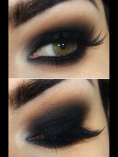 14 Overwhelming Smokey Eye Makeup Looks and Tutorials                                                                                                                                                                                 More