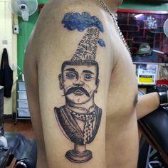 #tattoo school Thailand#done by sofya#