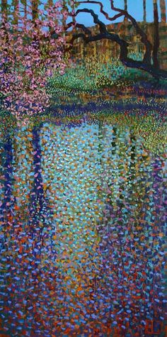 Weeping Reflections - Ton Dubbeldam