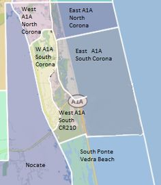 Ponte Vedra Beach Areas